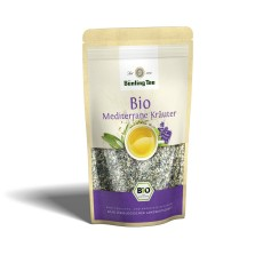 Bünting Tee Bio Mediterrane Kräuter lose 80g