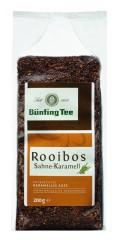 Bünting Tee Rooibos Sahne-Karamell lose 200g