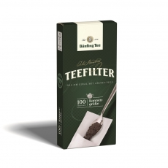 Bünting Teefilter mit Anfaßlasche 100er