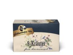 Goldmännchen Tee 9 Kräuter 20 x 1,5g Teebeutel