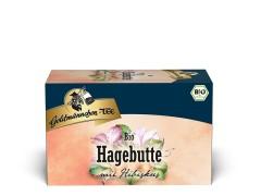 Goldmännchen Tee Hagebutte mit Hibiskus  20 x 1,5g Teebeutel, Bio