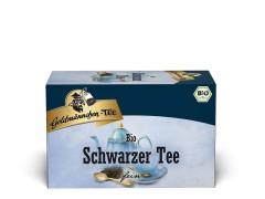 Goldmännchen Tee Schwarzer Tee 20 x 1,5g Teebeutel, Bio