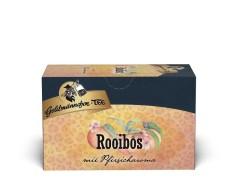 Goldmännchen Tee Rooibos Pfirsich 20 x 2g Teebeutel