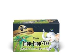 Goldmännchen Tee Kinder Jupp-Jupp Tee 20 x 2g Teebeutel