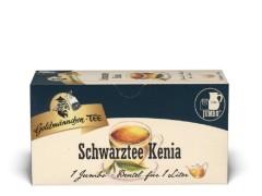 Goldmännchen Tee Schwarztee Kenia 20 x 5g Kannenportionen