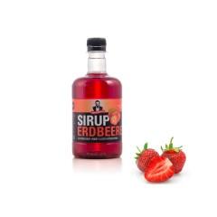 Sirup Royale Erdbeere 0,5 Liter für Erfrischungsgetränke