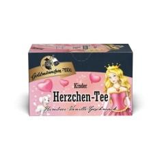 Goldmännchen Tee Kinder Herzchen-Tee 20 x 2,3g Teebeutel