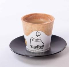 Kulero essbare Kaffeebecher 240 Stück nachhaltig  und  neutral