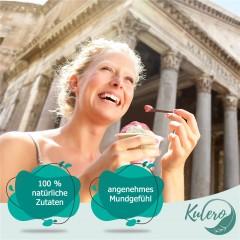 Kulero essbare Dessertlöffel Klassik 500 Löffel, 9cm nachhaltig und neutral