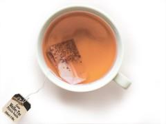 Goldmännchen Tee Eistee Weißer Tee Pfirsich-Vanille 20 x 1,5g Teebeutel