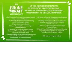 fit Grüne Kraft Handspülmittel 500ml Flasche, vegan, 100% Altplastik