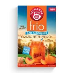 Teekanne FRIO Classic EISTEE PFIRSICH 18 Beutel