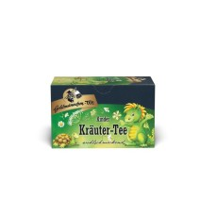 Goldmännchen Tee Kinder Kräuter-Tee 12 x 20 Teebeutel