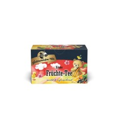 Goldmännchen Tee Kinder Früchte-Tee 20 x 2,25g Teebeutel