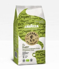 Lavazza ¡Tierra! For Planet 1kg Ganze Bohne, Bio, Rainforest Alliance