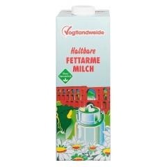 Vogtlandweide H-Vollmilch 1,5% Fett  1 Liter