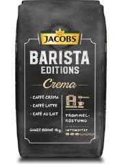 Jacobs Barista Editions Crema 1kg Ganze Bohne, UTZ Certified