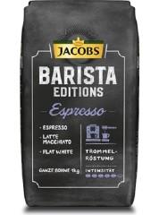 Jacobs Barista Editions Espresso 1kg Ganze Bohne, UTZ Certified