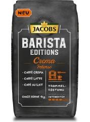 Jacobs Barista Editions Crema Intense  8 x 1kg Ganze Bohne, UTZ Certified