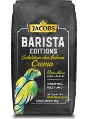 Jacobs Barista Editions Selektion des Jahres - Crema 8 x 1kg Ganze Bohne, UTZ