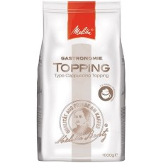 Melitta Gastronomie Topping  1kg Typ Cappuccino Milchpulver