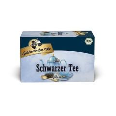 Goldmännchen Tee Schwarzer Tee 12 x 20 Teebeutel 1,5g, Bio