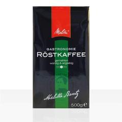 Melitta Gastronomie Röstkaffee würzig und ergiebig  12 x 500g Gemahlen