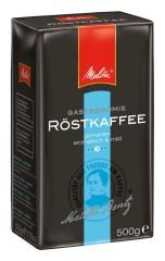 Melitta Gastronomie Röstkaffee aromatisch & mild 12 x 500g Gemahlen