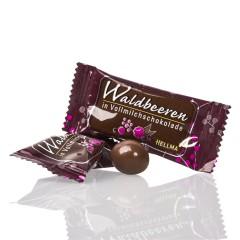 Hellma Waldbeeren in Vollmilchschokolade 380 Stück