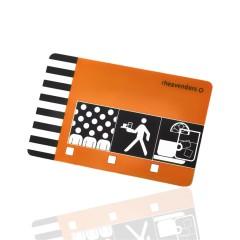 Servosecure Karte 512 V.2 Bezahlkarte für Kaffeeautomaten