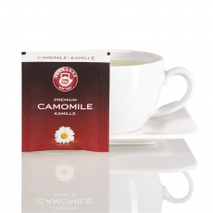 Teekanne Premium Kamille Kräutertee 20 x 1,5g Teebeutel