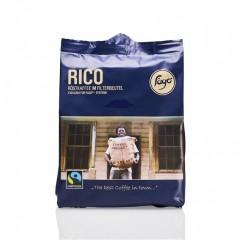 Fago Rico halbe Kanne Filterkaffee 72  x 35g Filterbeutel, Fairtrade