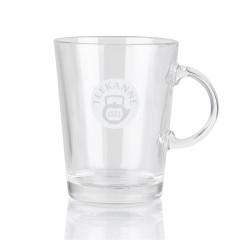 Teekanne Teeglas mit Henkel 230ml 6 Stück
