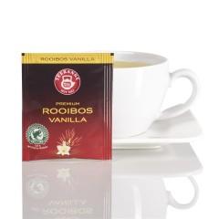 Teekanne Premium Rooibos Vanilla Tee 20 x 1,75g Teebeutel, Rainforest Alliance