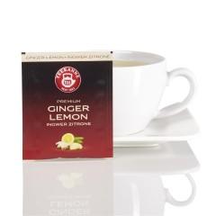 Teekanne Premium Ginger Lemon Ingwerteemischung  20 x 1,75g Teebeutel