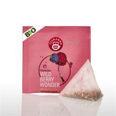 Teekanne Selected Wild Berry Wonder 20 x 3g Teebeutel, Bio
