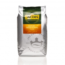 Jacobs Professional Export Traditional Filterkaffee 1kg Gemahlen