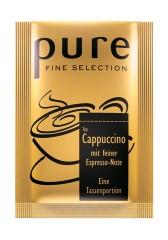 Tchibo Pure Fine Selection Cappuccino 50 x 13,5g Instant-Cappuccino, Portionstütchen