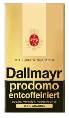 Dallmayr prodomo entcoffeiniert Filterkaffee  32  x 250g Gemahlen