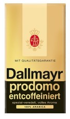 Dallmayr prodomo entcoffeiniert Filterkaffee 250g  Gemahlen