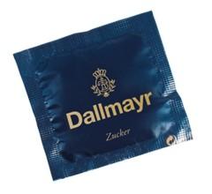 Dallmayr Zuckerbriefchen  2000 x 3,5g Portionspackung