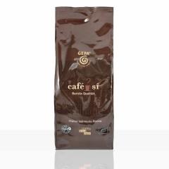 Gepa Cafe Si Espresso Siciliano  1kg Ganze Bohne, Bio Fairtrade