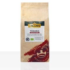 Jacobs Tesoro Espresso Peru  1kg Ganze Bohnen, Bio, Rainforest Alliance