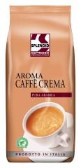 Splendid Aroma Caffè Crema  1kg Ganze Bohne, Rainforest Alliance
