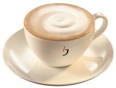 Jacobs Cafe au Lait Tasse 400ml 6 Tassen inkl. Untertassen