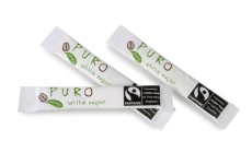 Puro Zuckersticks  500 x 5g Portionspackung, Fairtrade