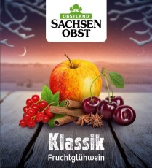 Sachsenobst Fruchtglühwein Klassik 10 Liter Bag-in-Box