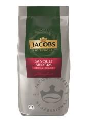 Jacobs Banquet Medium Cafe Crema 1kg Ganze Bohne, UTZ zertifiziert