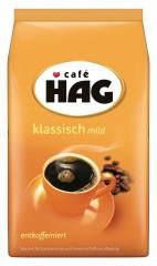 Cafe HAG klassisch mild entkoffeiniert Filterkaffee  500g Gemahlen