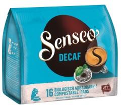 Senseo Decaf Röstkaffee entkoffeiniert 16 Pads UTZ zertifiziert